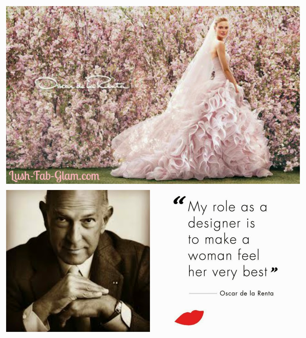 Remembering Iconic Fashion Designer Oscar de la Renta.