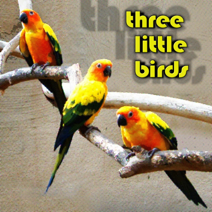 how to play three little birds
