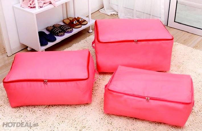 Bán túi đựng quần áo chăn màn du lịch giá rẻ hà nội 1