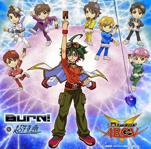 Chotokkyu – Star Gear / Burn! / EBiDAY EBiNAI 超特急
