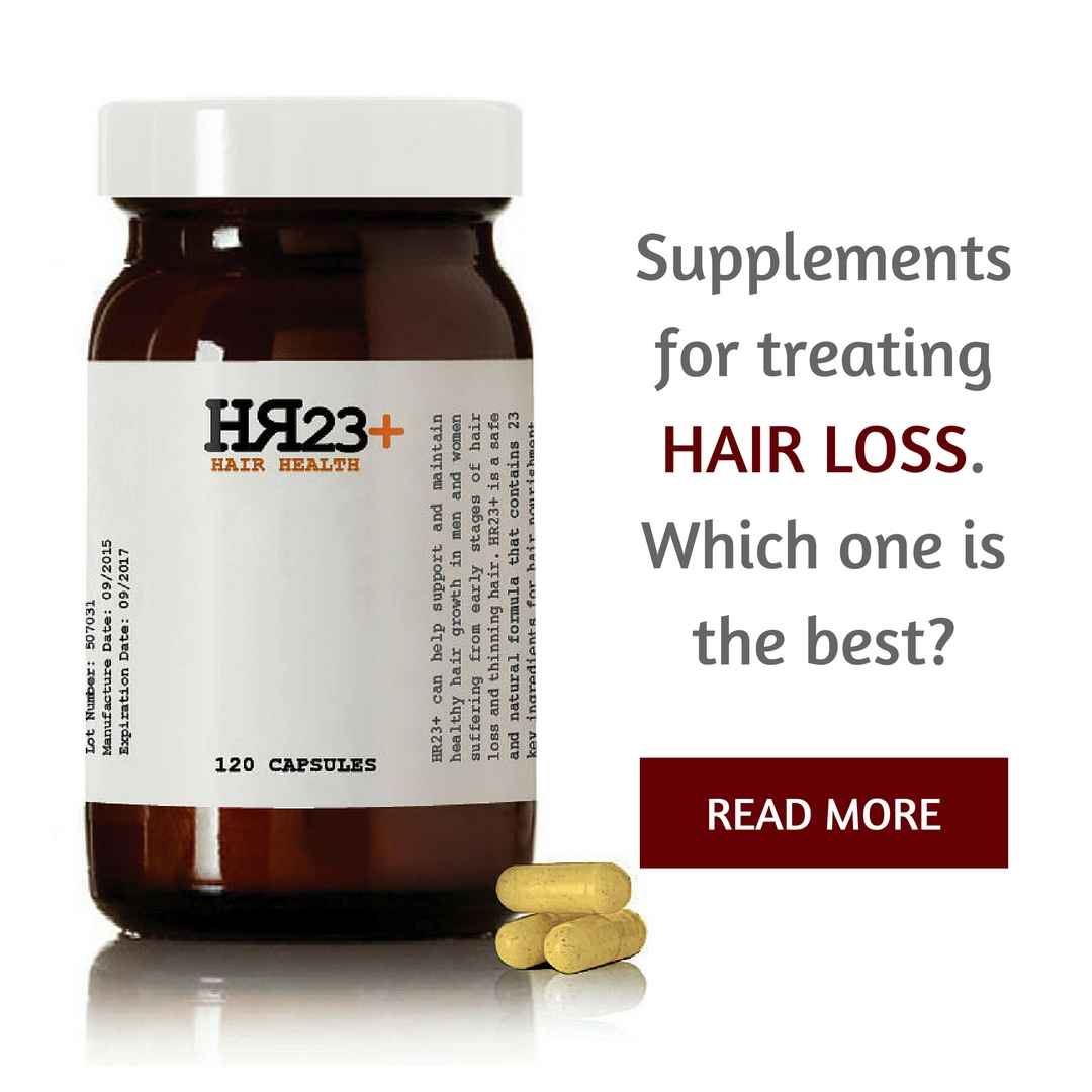 Best option for hair loss