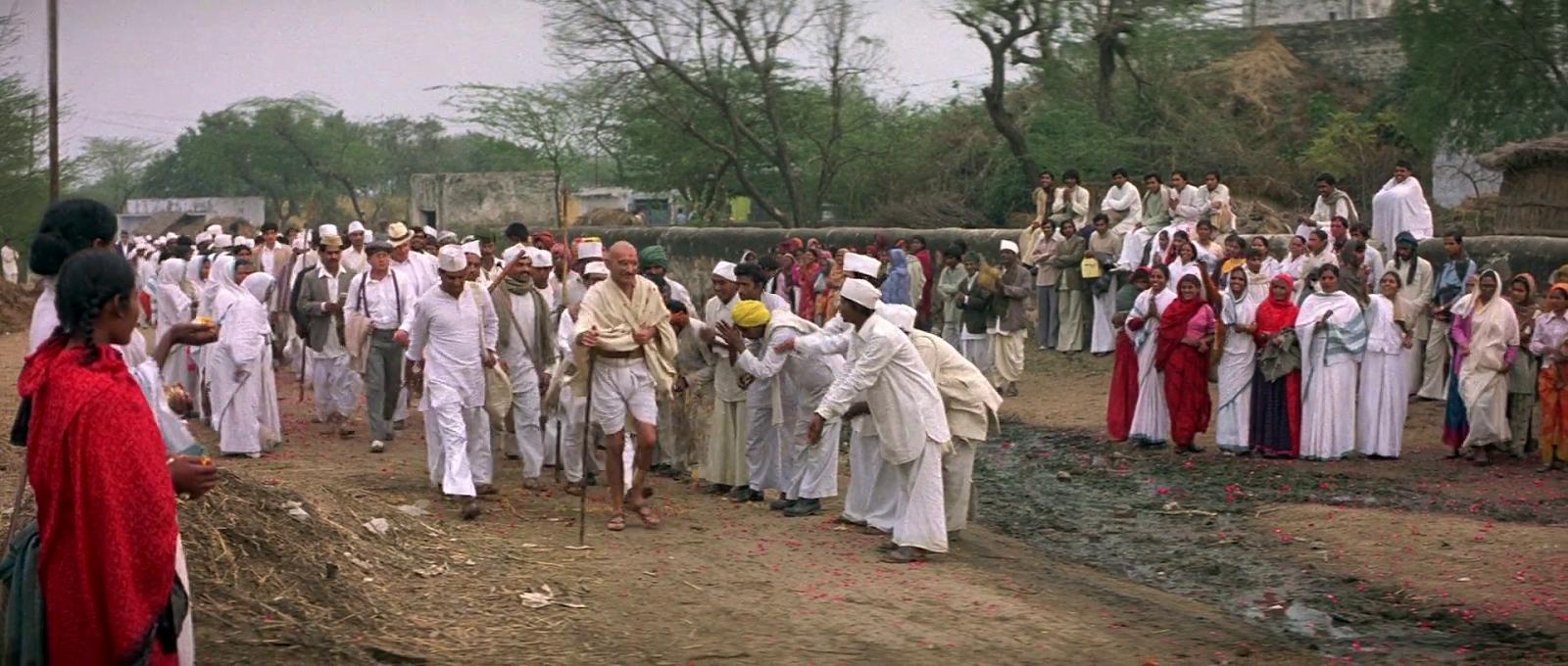 gandhi movie analysis Mahatma gandhi's personality analysis using graphology his actual character revealed in the handwriting analysis report.