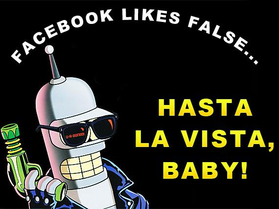 Paginile Facebook au inregistrat pierderi ca urmare a eliminarii acelor Likes suspecte