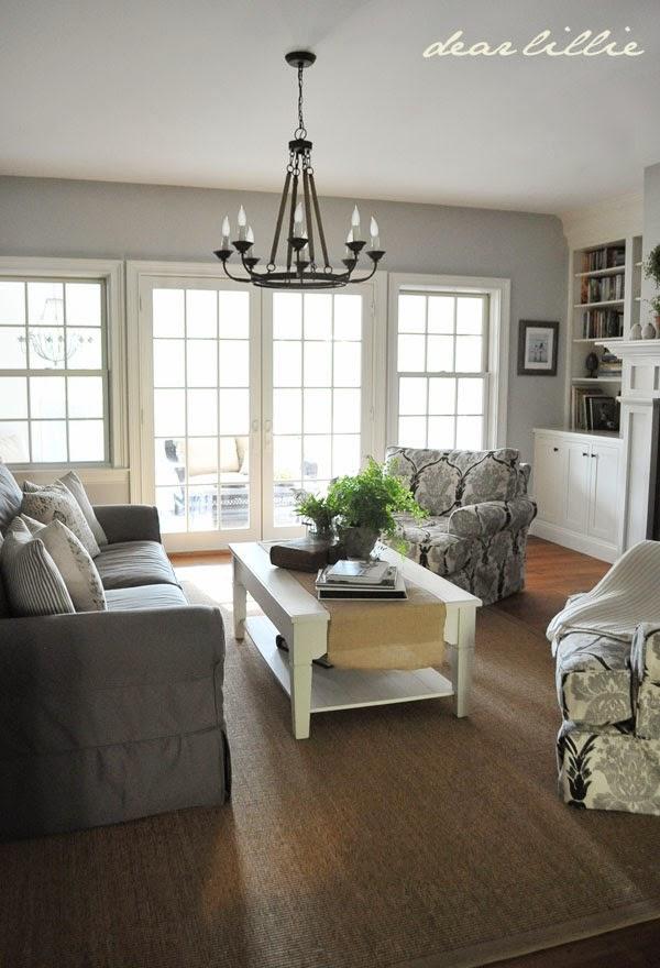 Dear Lillie My Parentu0027s Living Room