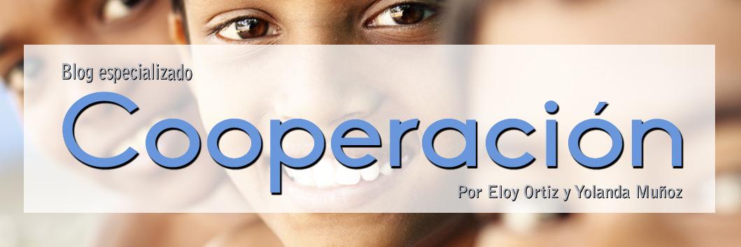 BLOG DE COOPERACIÓN por Eloy Ortiz y Yolanda Muñoz