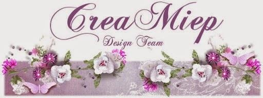Ik ben lid van het CreaMiep Design Team