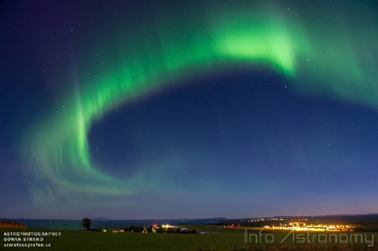 Badai Matahari Serang Bumi Hari Ini, Aurora Terbentuk