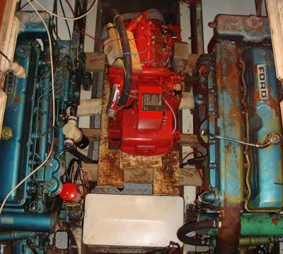 Westerbeke, generator, aggregat