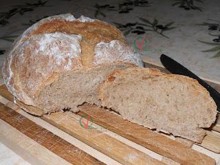 Pan de gofio.