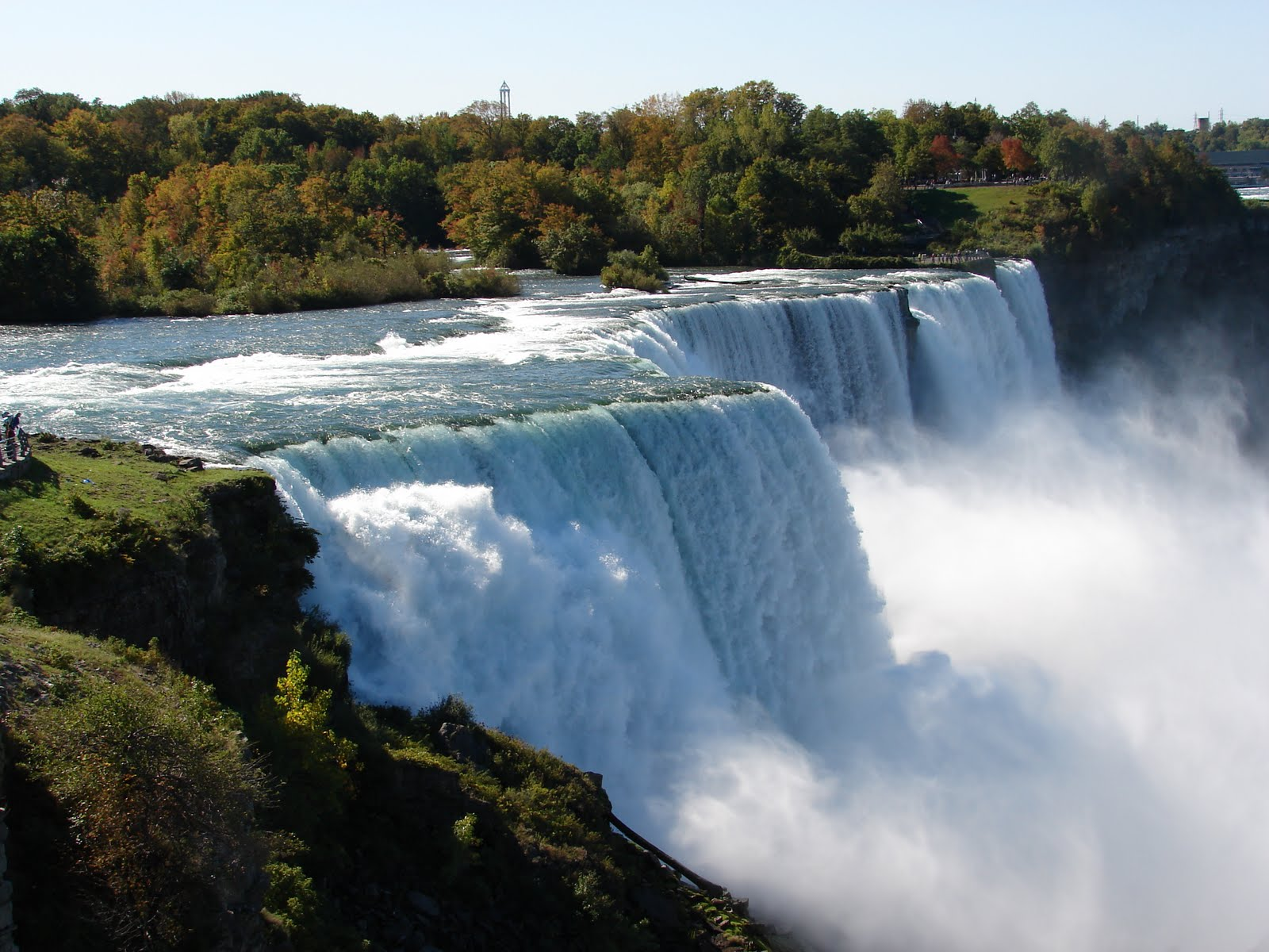 Sandra Scotts Travel Columns: Niagara Falls, New York