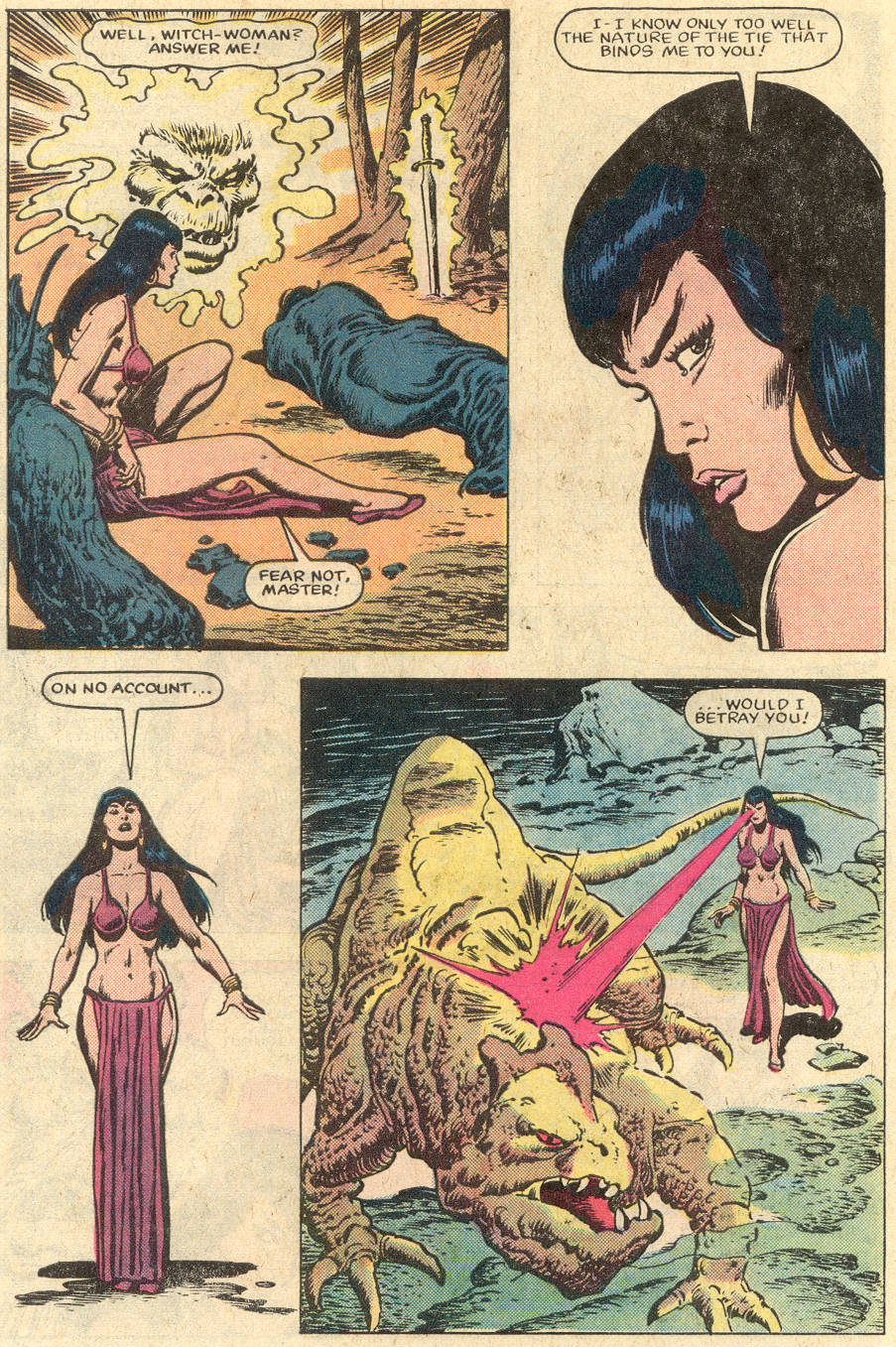 Conan the Barbarian (1970) Issue #152 #164 - English 12