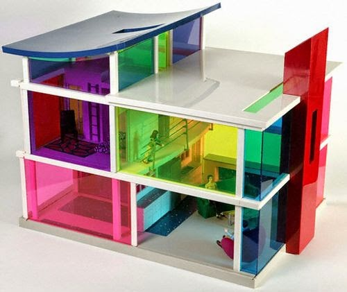 La casa dove si trova il cuore la casa delle bambole - Ikea casa bambole ...