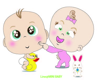 Sticker Line MINI BABY