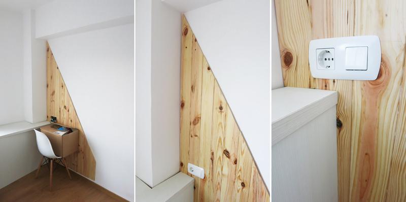 Diy cabecero moodboard de madera Decorar en familia DEF Deco