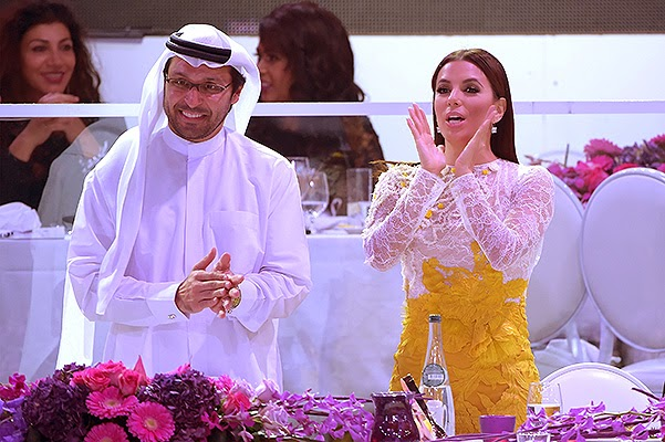 Eva Longoria at Film Festival in Dubai