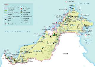 Kumpulan Peta Dunia: Peta Malaysia 2