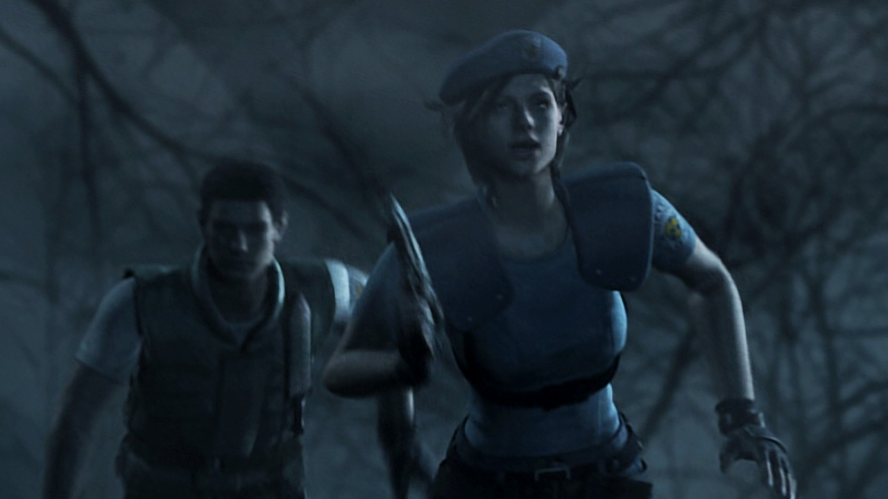 Resident Evil HD Screenshot 3