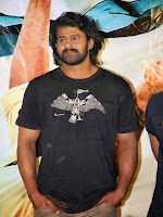 Rebel star Prabhas latest Photos at Basanthi event-cover-photo