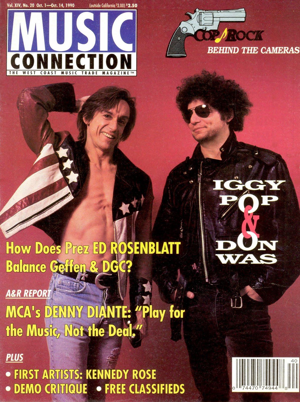 Iggy Pop Album Covers Cool fast film: the discrete charm of an iggy pop magazine cover shoot