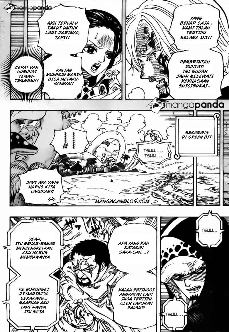 Komik one piece 712 - violet 713 Indonesia one piece 712 - violet Terbaru 12|Baca Manga Komik Indonesia|Mangacan