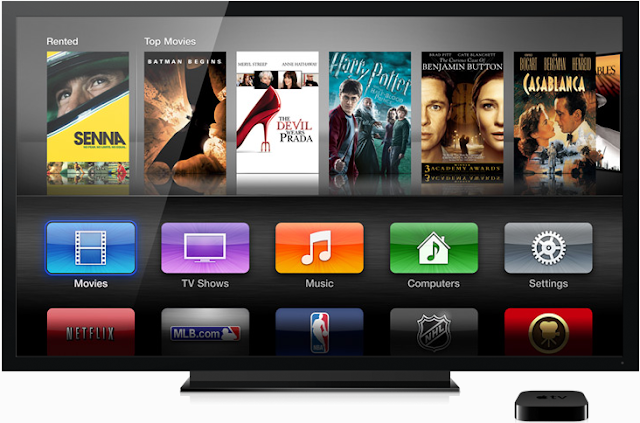 Apple Lets Movies Into iCloud And Upgrades Apple TV