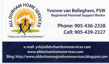All Durham Home Services in Durham Region and Clarington for house cleaning, home/personal care etc