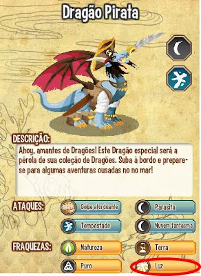 Dragão Pirata