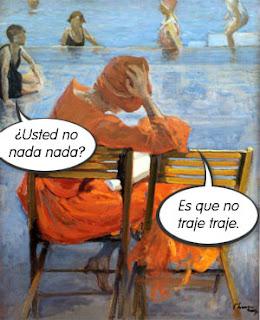Viñetas, humor, fotos graciosas, jajjajajjajaja dese Spanish+grammar+spain+salamanca+calambur+nada