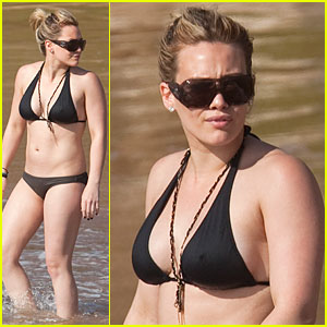 Hilary Duff Tattoos