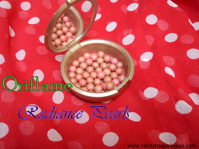oriflame pearls