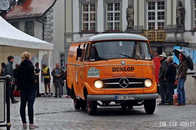 Auto Bild Bodensee Klassik Rallye 2013