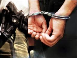 Four arrested in Dudhay with arms and ammunition