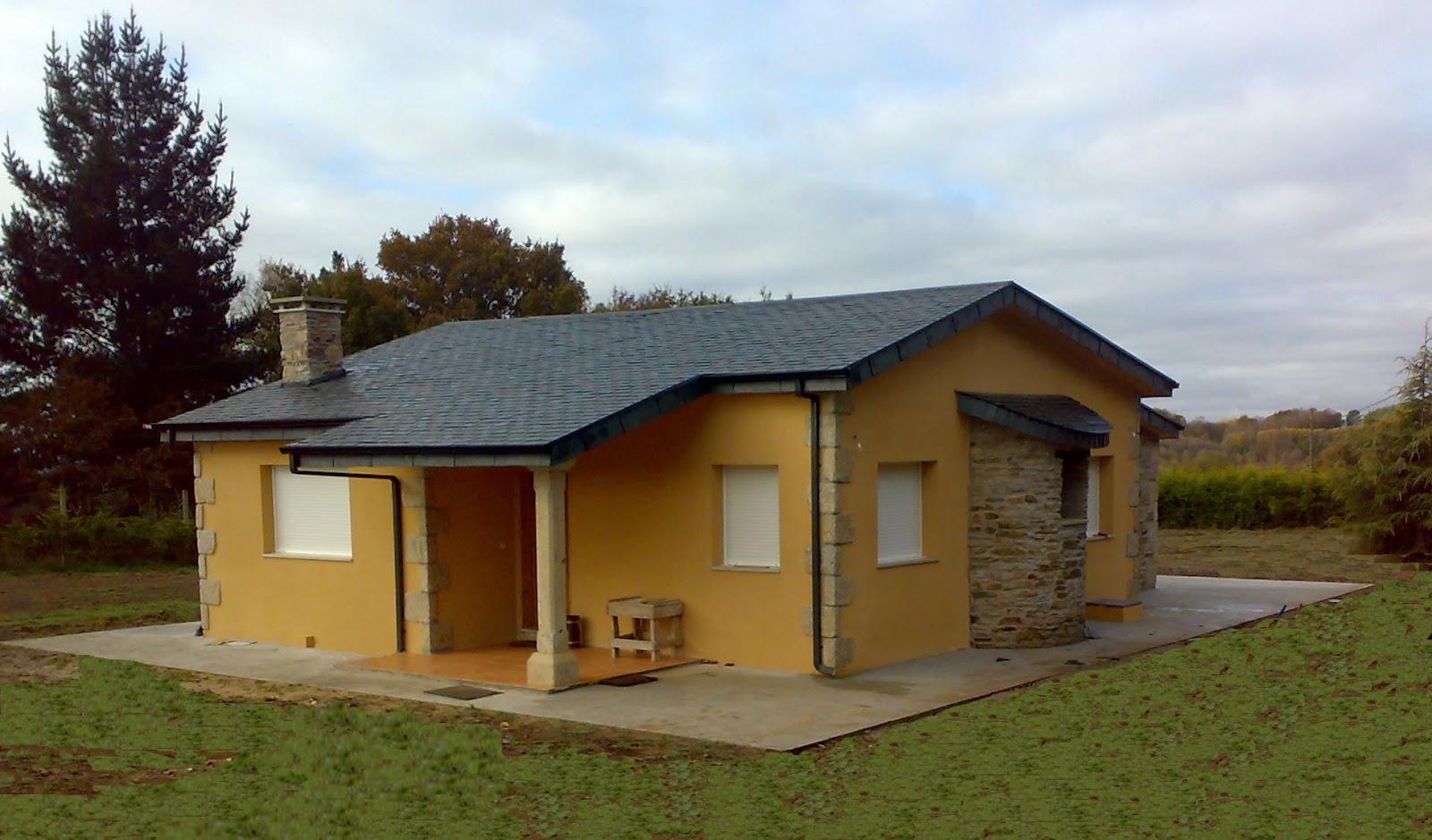 Grupo mera casas r sticas opiniones mera casa del rango - Modelos de casas rusticas ...