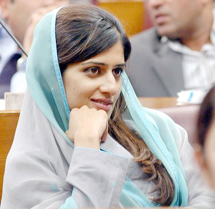 Hina Rabbani Khar Hot Sexy Pakistani Politician World Latest Trends