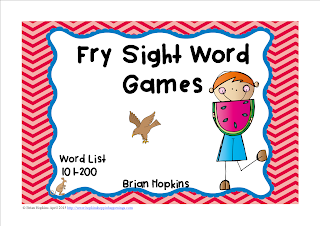 https://www.teacherspayteachers.com/Product/Fry-Sight-Word-Board-Games-No-Prep-200-Word-List-1807338
