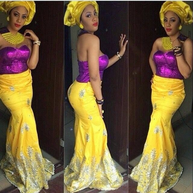 Aso ebi styles latest aso ebi picture design in nigeria jumia