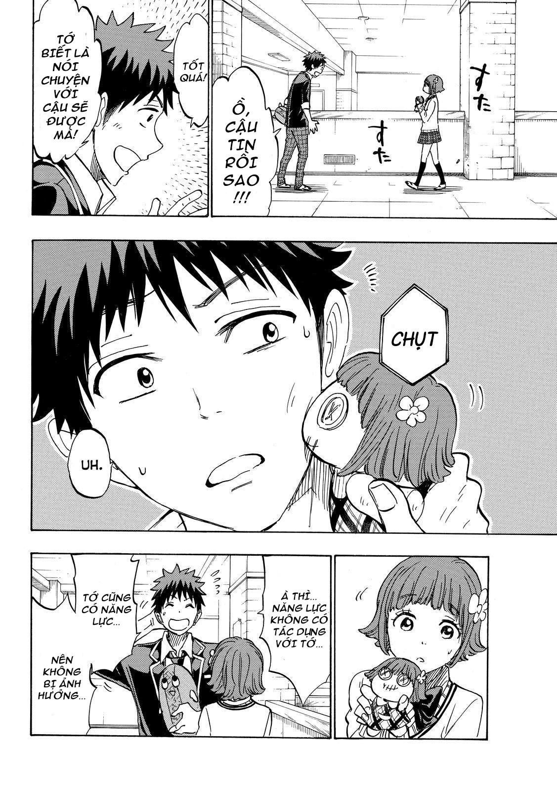 Yamada-kun to 7-nin no majo chap 176 Trang 9 - Mangak.info