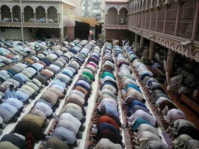 eid prayer allamah kaukab noorani okarvi
