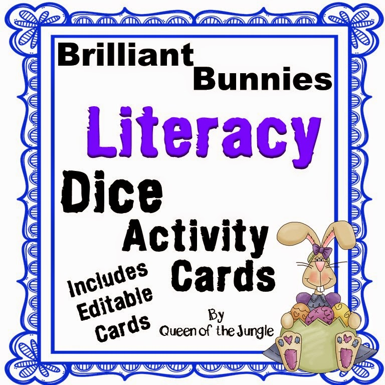 https://www.teacherspayteachers.com/Product/Literacy-Dice-Activity-Cards-1769655