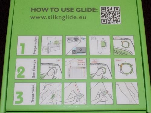 épilation lumière pulsée, silk'n glide, test, revue, avis, essai, épilation définitive