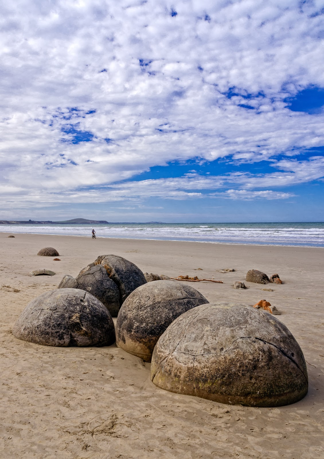 Moeraki Boulders, Hampden, South Island, New Zealand
