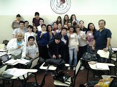 Staff Periodístico Ingreso 2012