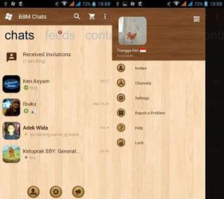 BBM MOD Terbaru 2016 v2.11.0.16 Apk Android