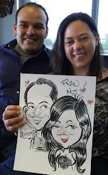 Kelly is a live/event party caricaturist only...sorry...no studio caricatures.....