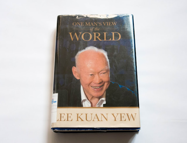 One man's view of the work book cover