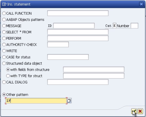 Program Flow Control and Logical Expressions in SAP ABAP