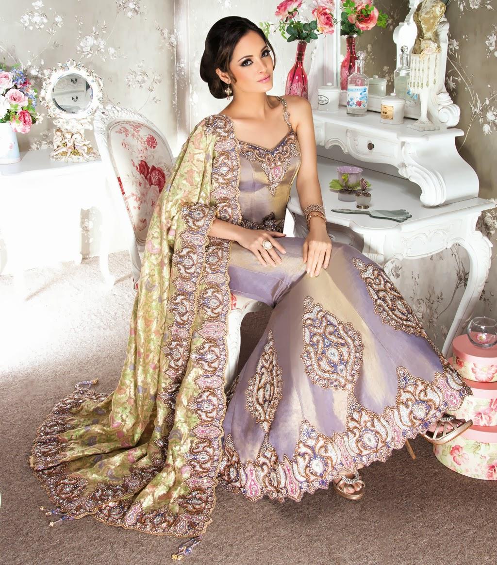 Indian Bridal Maxi Dresses
