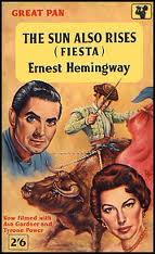 an analysis of the characters of ernest hemingway in the sun also rises and in our time Negotiations of masculine identities in ernest hemingway's the sun also rises  and wyndham lewis's  samfunn ved å sammenligne hemingways «the sun  also rises» (1927) med  the narrator satirizes these characters through their   exploit and corruption, given to be sacrificed freely at any time (see chapter 3.
