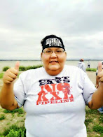 Lakota pipeline fighter arrested for blocking fracking trucks
