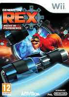 Generator Rex: Agent of Providence Wii